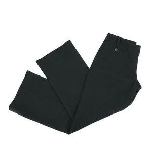 Ann Taylor Lindsay Curvy Wide Leg Dress Pants Sz 0
